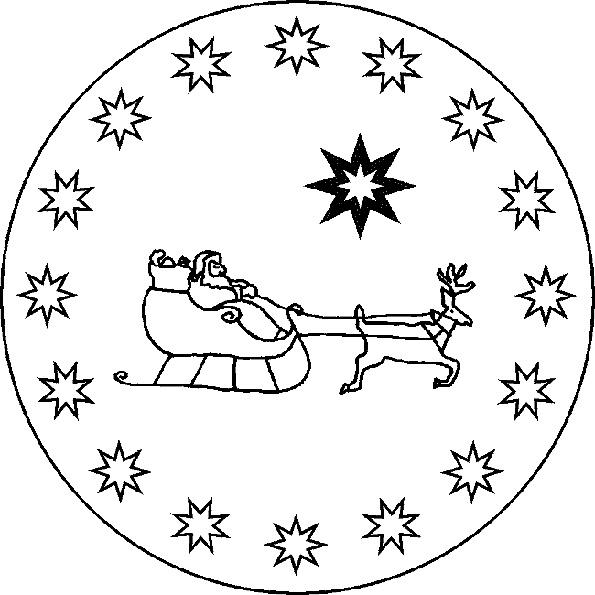 Ausmalbilder-Mandala-4