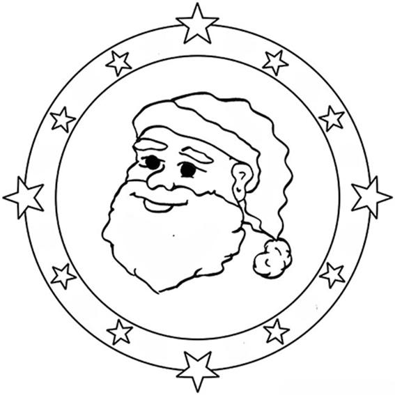 Ausmalbilder Weihnachten Mandala 8 Ausmalbilder Weihnachten