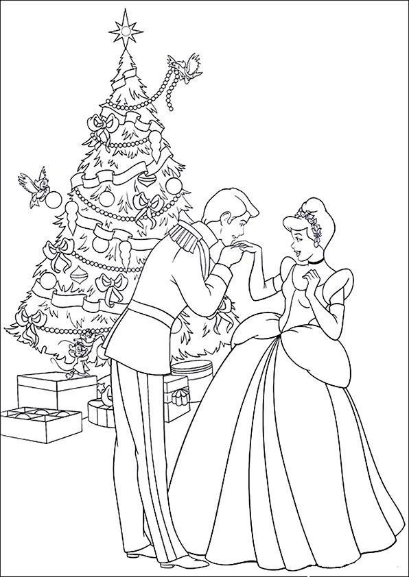 Ausmalbilder Weihnachten 3 Ausmalbilder Weihnachten