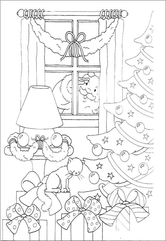 Ausmalbilder-Weihnachten-4