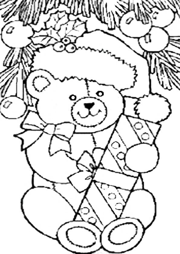 Ausmalbilder--Weihnachtsgeschenke-1