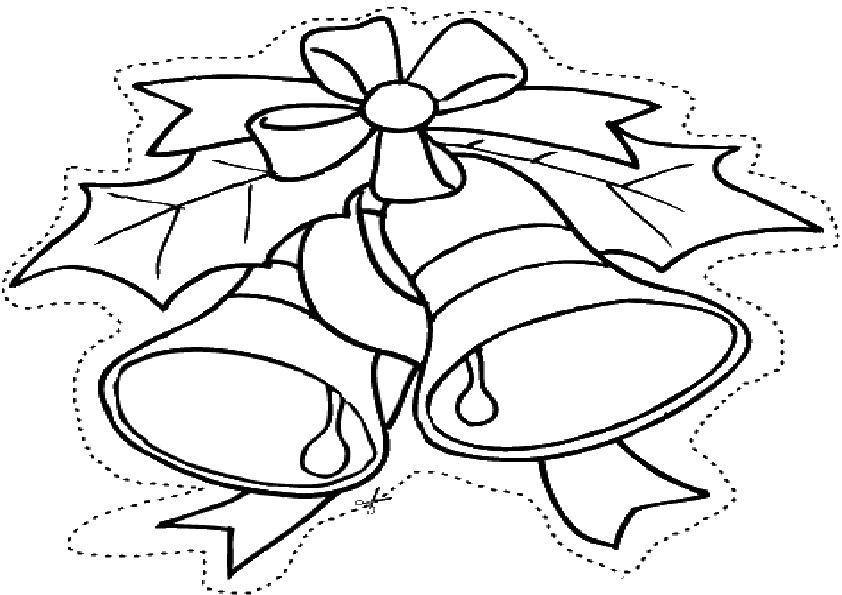 Ausmalbilder--Weihnachtsschmuck-2