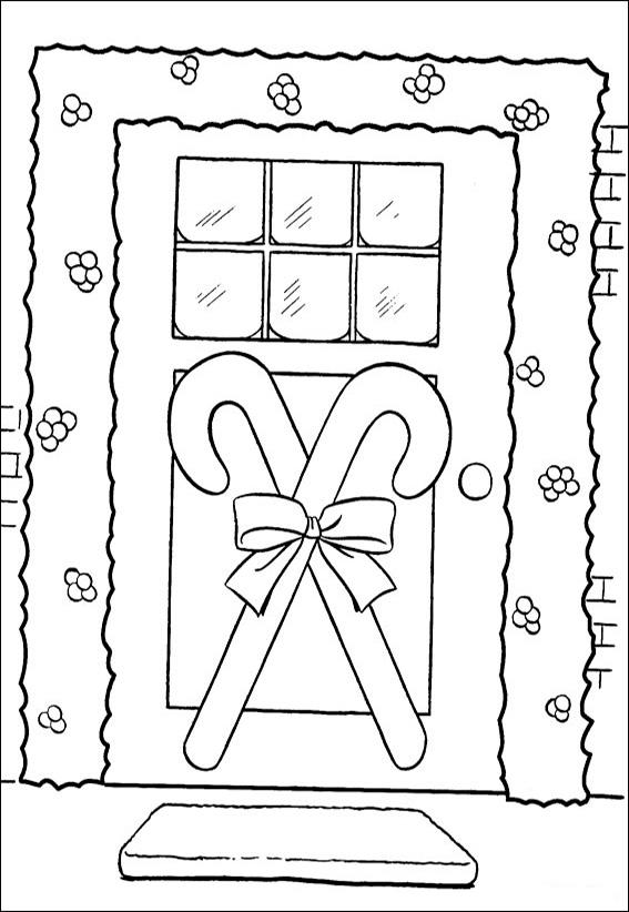 Ausmalbilder--Weihnachtsschmuck--8