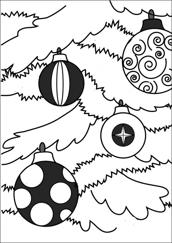 Ausmalbilder-Weihnachtsbaume-46