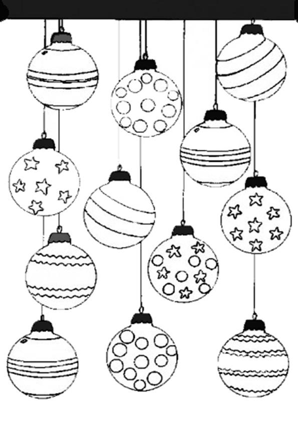 Ausmalbilder-Weihnachtsschmuck-16