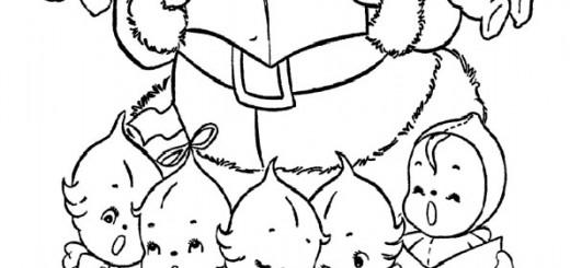 ausmalbilder weihnachtsmann-5