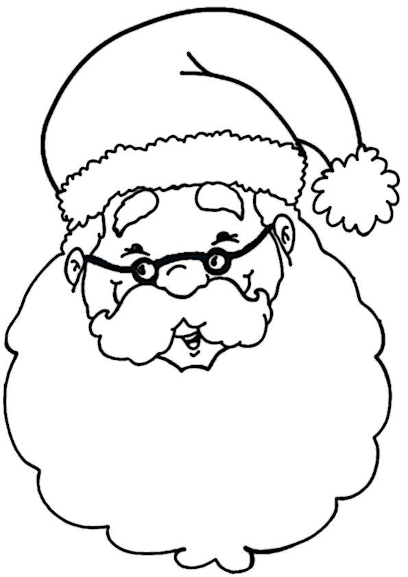 ausmalbilder  weihnachtsmann-14