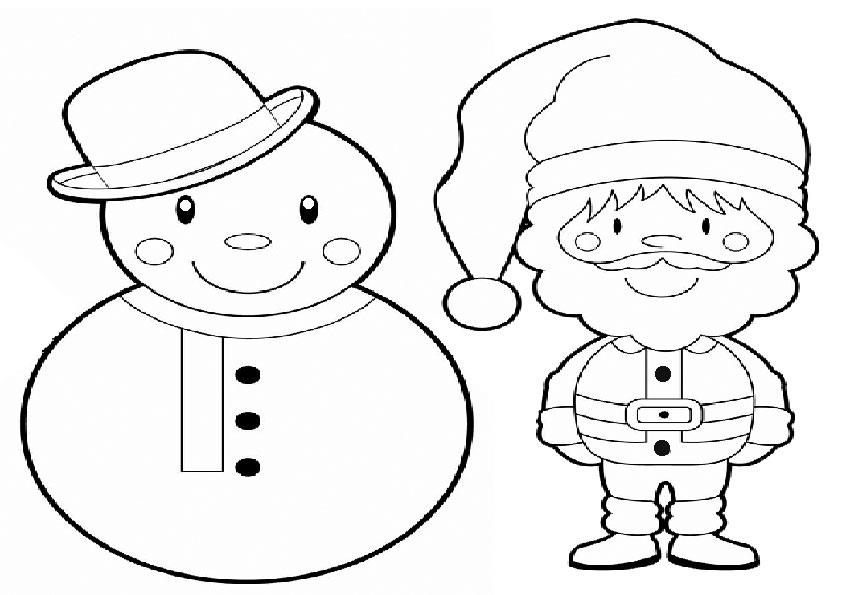 ausmalbilder  weihnachtsmann-18