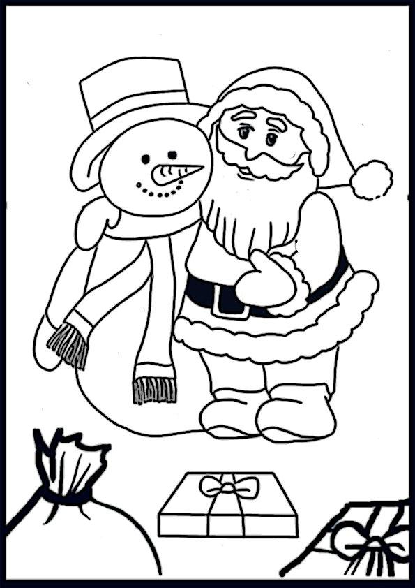 ausmalbilder  weihnachtsmann-20