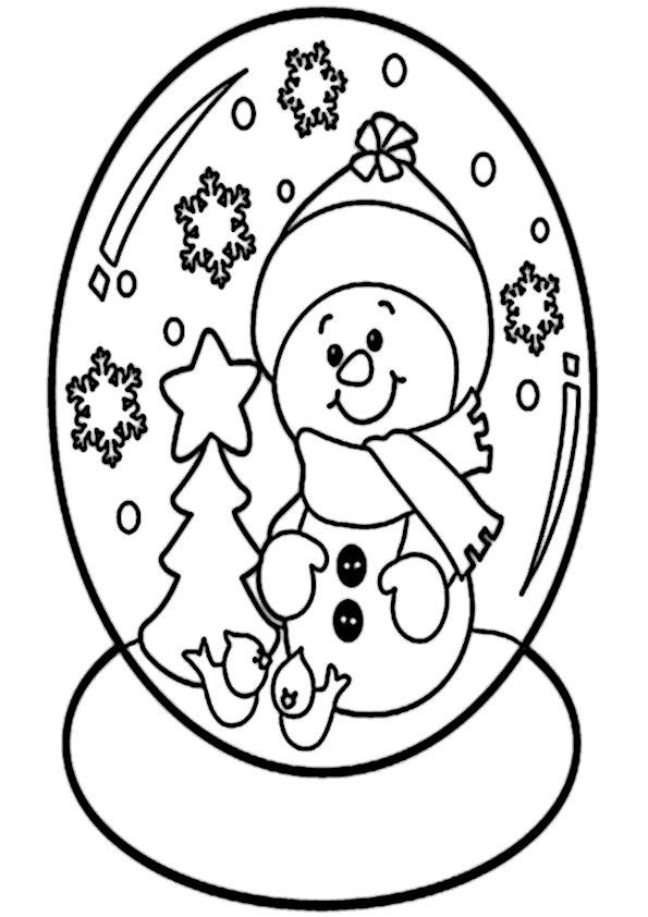 usmalbilder weihnachten-52