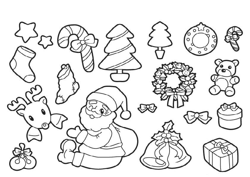 usmalbilder weihnachten-53