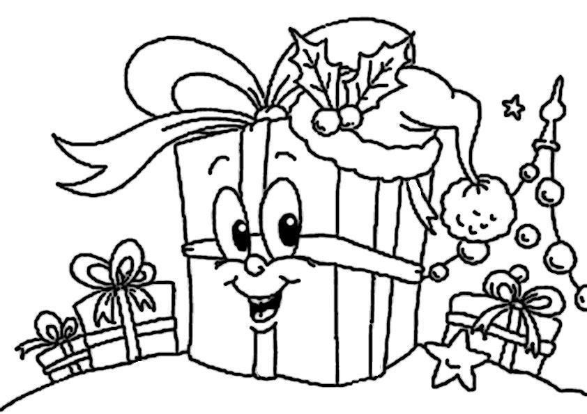 ausmalbilder  weihnachtsgeschenke-26
