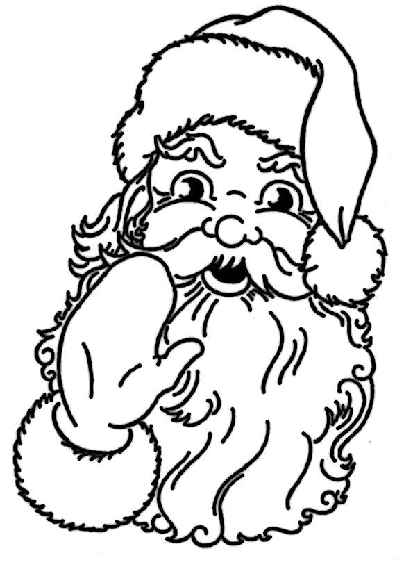 ausmalbilder  weihnachtsmann-22