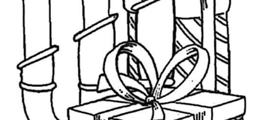 ausmalbilder weihnachtsgeschenke-35