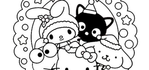 ausmalbilder weihnachtsschmuck -29